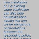video verification Greensboro